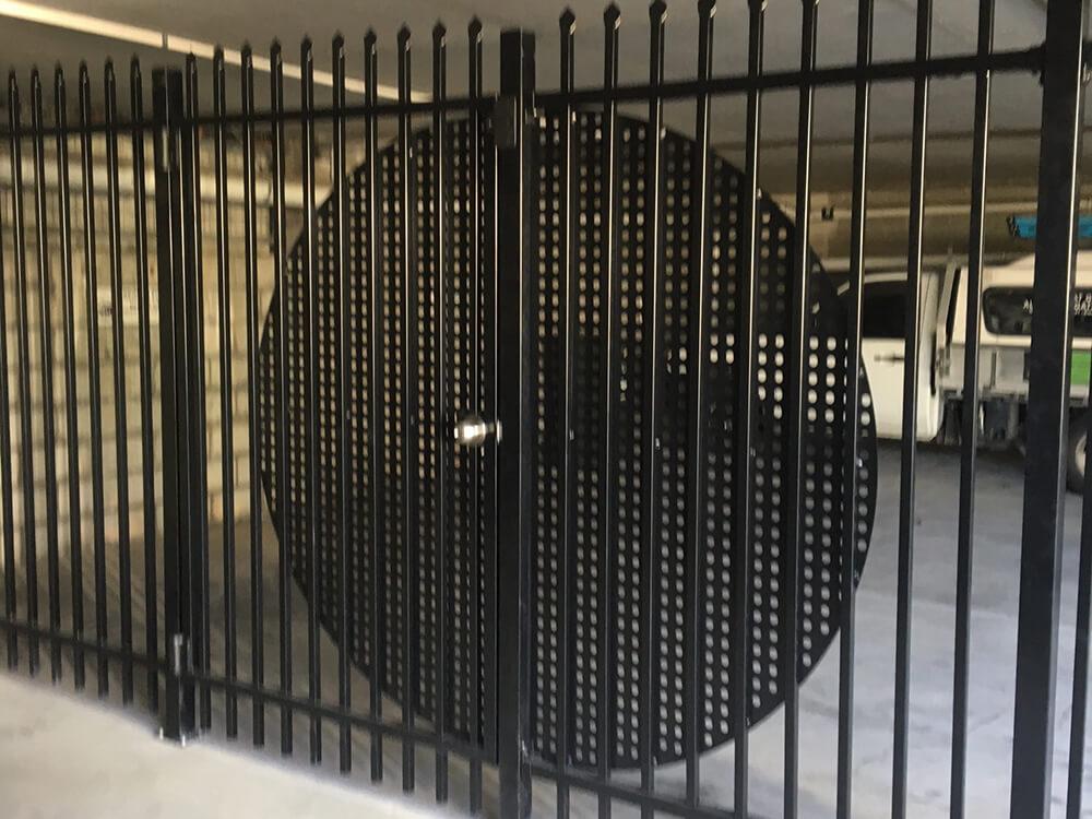 Aluminium Security Gates and Fencing