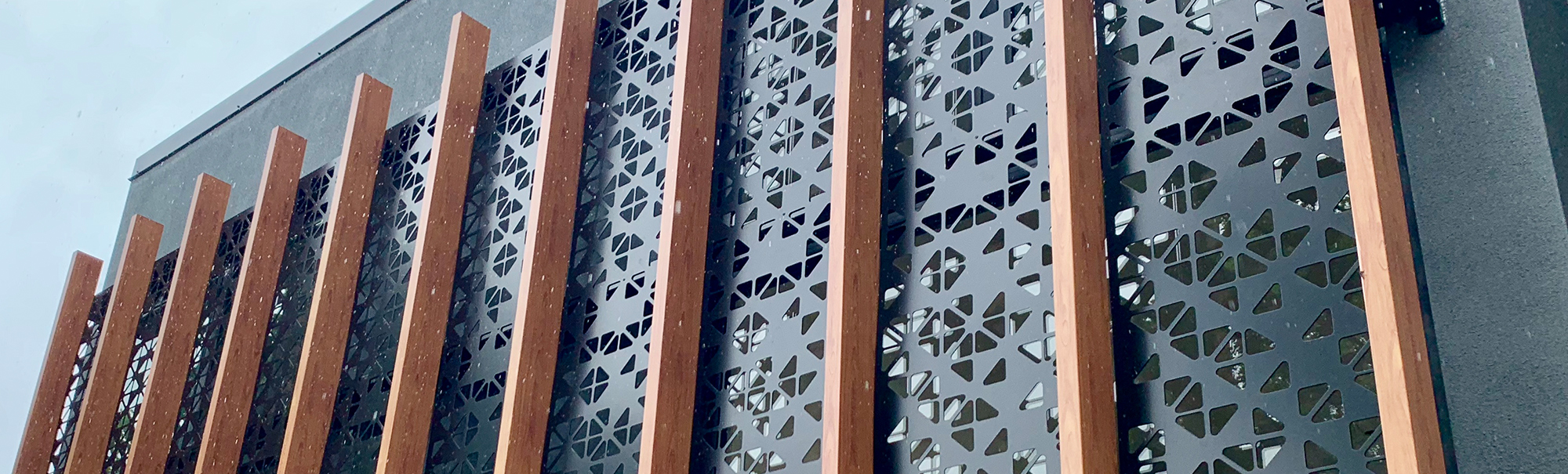 Aluminium Fencing and Screens