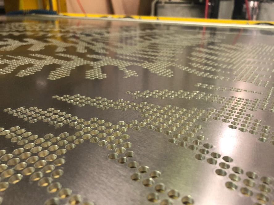 Custom Aluminium Work